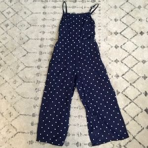 Old Navy Square Neck Jumpsuit